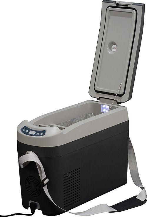 Chladící box Indel B TB18 12/24V, 18 litrů, digitální olvádání, A+++