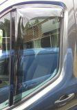 Ofuky oken Ford Transit 2014r =>, přední 2ks, 3mm průhledný ...