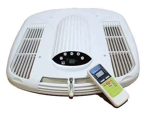 Střešní klimatizace ResfrAr CAMPCOOL 3000+ 230V s funkcí topení, kamiony, obytné vozy, karavany, traktory a jiné