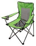 Kempingová skládací židle zelená NET