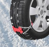 Univerzální vyprošťovací pásy proti sněhu a ledu, sada 2 ks na hnací nápravu Vyrobeno v EU