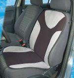 Potah sedadla vyhřívaný Comfort, šedo/černý 12 V- 50 W