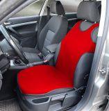 Autotričko, Potah sedadla TRIKO SOFT přední 1ks červený, 100% polyester Xtune