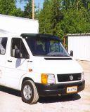 Sluneční clona MB Sprinter, VW LT =>2006, akrylová část