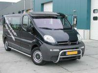 Sluneční clona Renault Trafic => 08/2014r, Nissan Primastar, Opel Vivaro, akrylová část