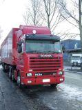 Sluneční clona Scania 3-serie Topline, komplet akrylová clona