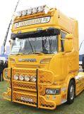 Sluneční clona Scania R Streamline 8/2013r =>