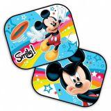 SLUNEČNÍ CLONA boční Mickey Mouse 2ks