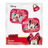 Dětská Stinítka do auta boční Minnie Mouse  2ks