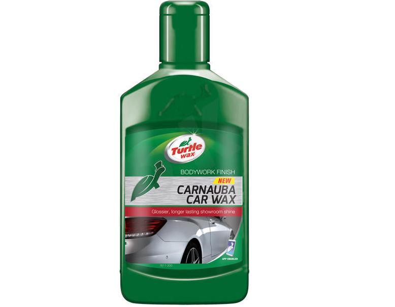 Carnauba tekutý vosk 300 ml