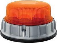 Maják HELLA LED K-LED 2.0 na 3 šrouby 10-32V zelený denní/noční režim
