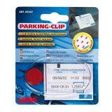 Držák na parkovací lístek průhledný