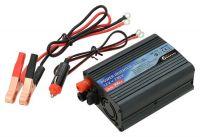 Měnič napětí z 12V na 220V, 300W + USB, 07112