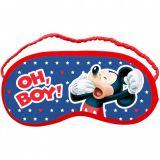 Mickey Mouse maska na spaní pro děti 18 x 8,5cm