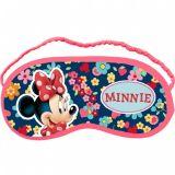 Maska na spaní dětská Minnie Mouse 13 x 13 cm