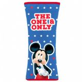 POTAH BEZPEČNOSTNÍHO PÁSU velký Mickey Mouse 19 x 8 cm
