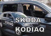 Ofuky oken Škoda Kodiaq 5D 2016r =>, přední + zadní