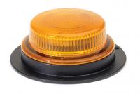 Maják TRUCK-LITE LED 12/24V na 3 šrouby oranžový