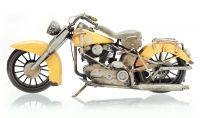 Model motocyklu INDIAN kovový 37 x 11 x 16 cm