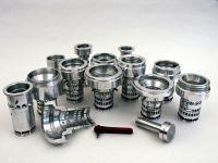 Zabezpečení hrdla nádrže FUEL DEFEND závit prům. 60mm, TP NI SC