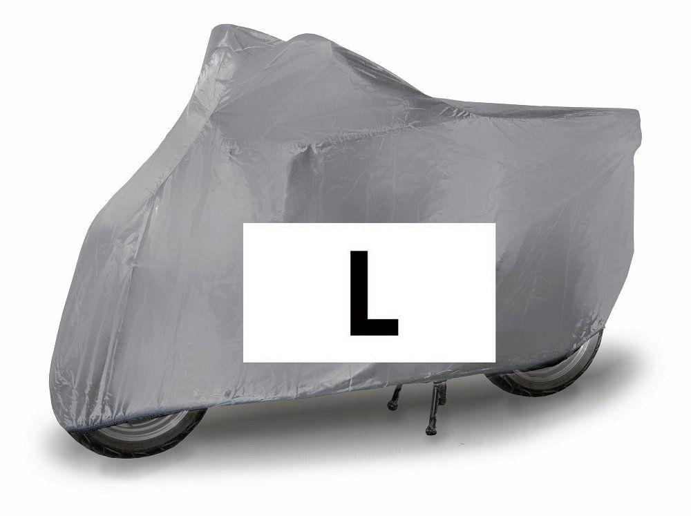Ochranná plachta na motorku L 100% WATERPROOF kolo celoroční