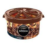 Osvěžovač vůně káva AROMA CAR ORGANIC 40g COFFEE