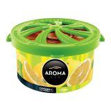 Osvěžovač Citron AROMA CAR ORGANIC 40g LEMON