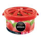 Osvěžovač vůně jahody AROMA CAR ORGANIC 40g STRAWBERRY