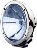 Reflektor přední Luminator Chrom Compact, modrý