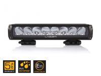 Dálkový světlomet LED Lazer 400mm panel s pozičním osvět. Black