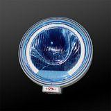Dálkový světlomet reflektor ENATruck typ SIM Modrý + poziční LED