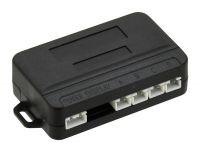 Bezdrátový parkovací asistent 4 senzory, LED display