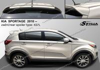 Zadní spoiler křídlo pro KIA Sportage SUV 7.2010r =>