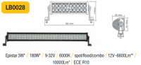 LED panel 180W, 864 mm, reflektor