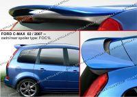 Spoiler zadní kapoty pro FORD Focus C-MAX MPV 2.2007r =>