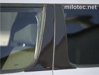 Kryty dveřních sloupků Škoda Yeti Škoda Yeti 2009-2013 =>, Milotec