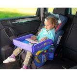 Cestovní stoleček dívčí Ledové království Frozen, boční kapsy 4x,  lze použit v autě, vlaku nebo letadlu nebo do kočárku.