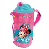 Držák na láhev Minnie Mouse obal na pití 0,3 - 0,5 L