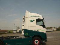 Rohové díly spoilerů pro nové Volvo FH4 Globetrotter