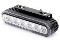 Výstražné oranžové LED světlo 30x142 mm Signal-Stat