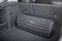 Luxusní taška (Brašna) do kufru šedá 81x30x31 cm