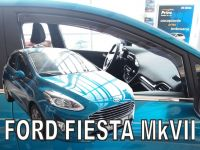 Ofuky oken Ford Fiesta 5D 2017r => přední