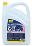 Antifreeze G12 -40 °C Ultra, červená chladicí kapalina, 5L
