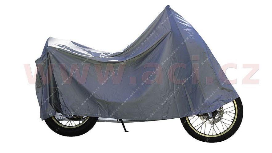 Moto plachta na motocykl, kolo celoroční Aquatex, NOX - Francie, XL 246 x 105 x 127 cm