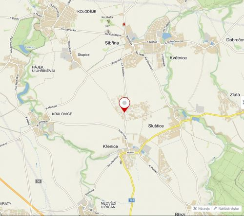Mapa Sibrina 2