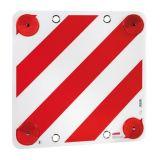 Reflexní tabule pro nadměrný náklad 50x50cm BEZ HOMOLOGACE E, 66101