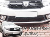 Zimní clona Dacia Sandero dolní 2017r =>