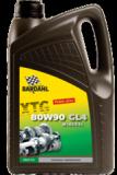 BARDAHL převodový oleje Moto, OFF road XTG 80W90 GL5 5L