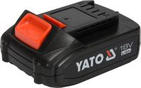 Baterie náhradní 18V Li-ion 2,0 AH (YT-82782, YT-82788,YT-82826)