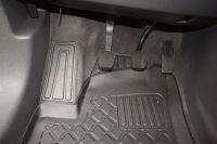 Gumové koberce vaničky Opel Zafira B 2005r =>